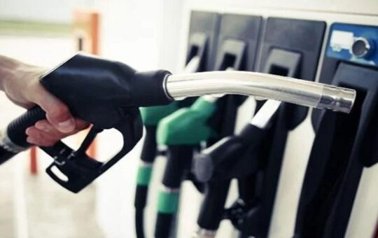 Rich results on Google SERP when searching for 'Petrol Prices in Pakistan'