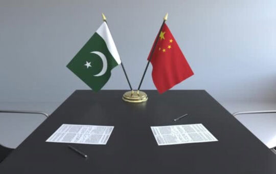 Rich results on Google SERP when searching for 'Pakistan China Relationship'