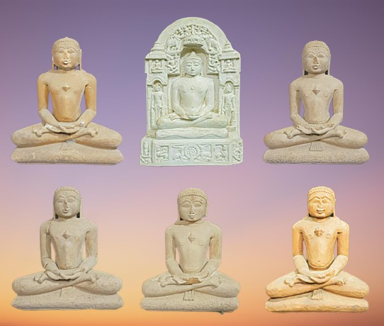 Rich results on Google SERP when searching for 'Jainism in Sindh'