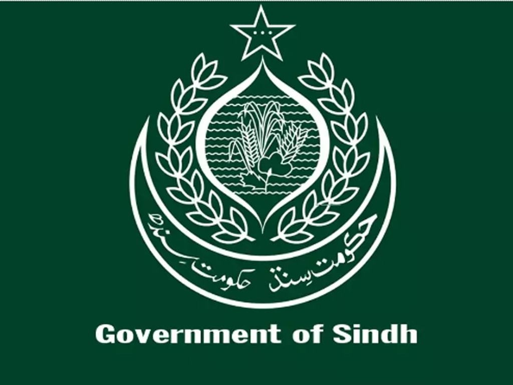 Rich result son google SERP when searching for 'Sindh govt'