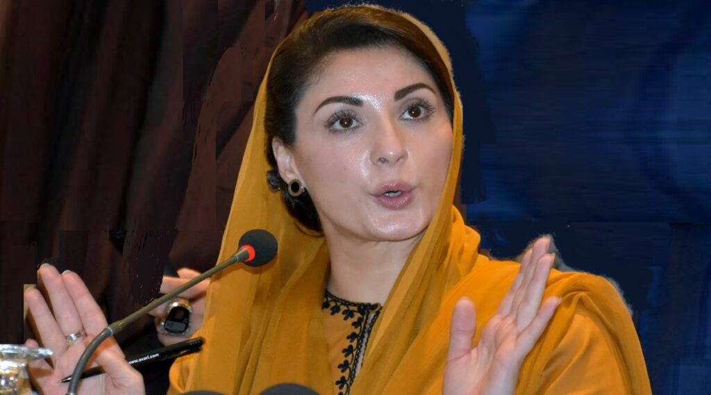 'Power talks to power', Maryam announces her future strategy