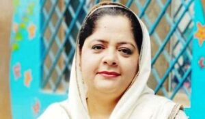 Balochistan's Parliamentary Secretary Information