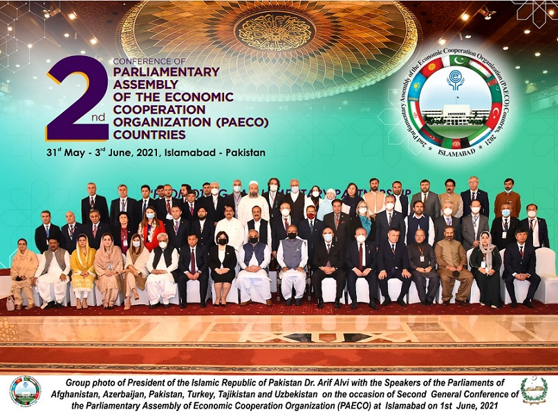 ECO states , Parliamentary Assembly of the Economic Cooperation Organization