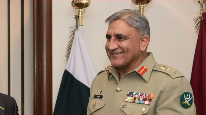 Pakistan COAS