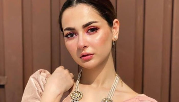 Hania Aamir reacts to criticism