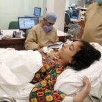 Sindh govt to look after Ghotki rail accident victim girl Kainat