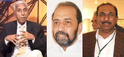 Natiolaist leaders Bahria Town