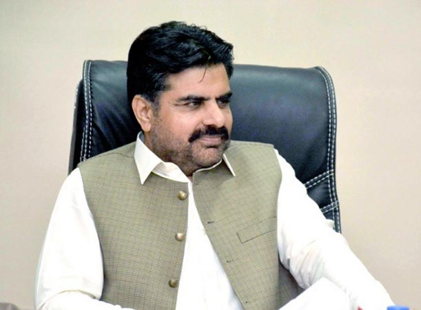 Sindh inf minister