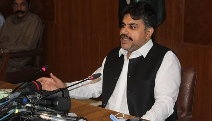 Rich result son google SERP when searching for 'Nasir Hussain Shah'