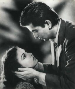 Dilip Kumar and Kamni koshal