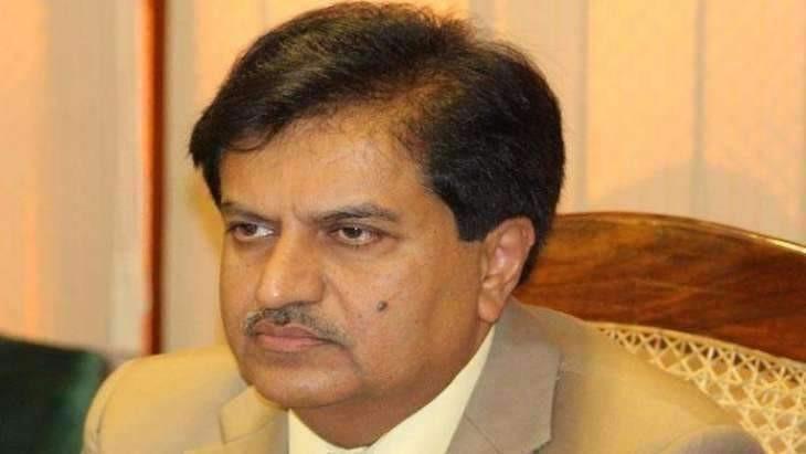 Chief Secretary Mumtaz Shah