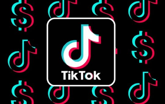 Rich result son google SERP when searching for 'Tik Tok banned