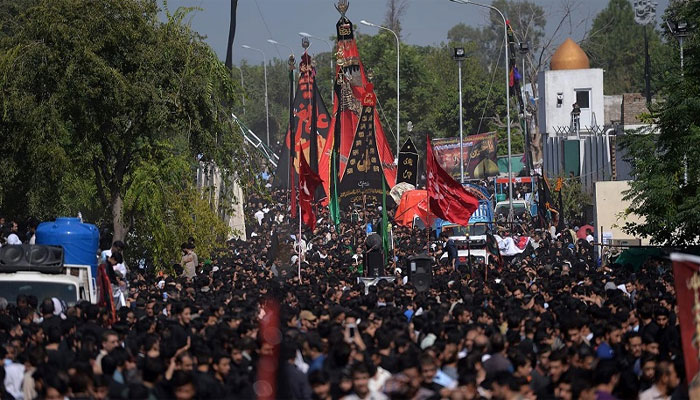 Rich result son google SERP when searching for 'Ashura-procession'