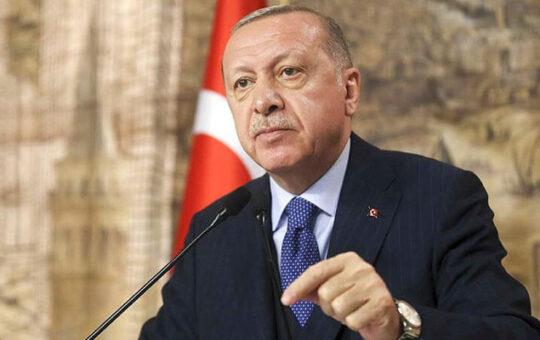 Rich result son google SERP when searching for Recep Tayyip Erdogan '