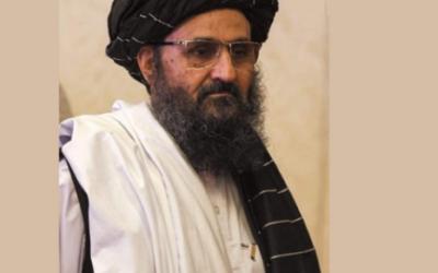 Rich result son google SERP when searching for 'Mullah Abdul Ghani Baradar'