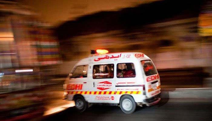Rich result son google SERP when searching for 'Edhi Ambulance'