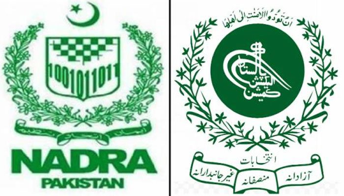 Rich result son google SERP when searching for 'ECP - NADRA'