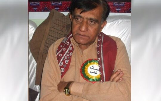 Rich result son google SERP when searching for 'Ghulam Hussain Rangrez'