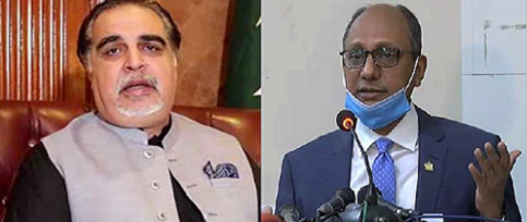 Rich result son google SERP when searching for 'Governor- Saeed Ghani'
