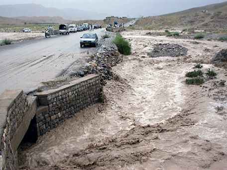 Rich result son google SERP when searching for 'Balochistan rains'