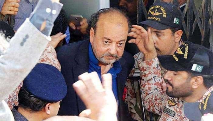 Rich result son google SERP when searching for 'Siraj Durrani'