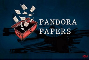Rich result son google SERP when searching for 'Pandora Papers '